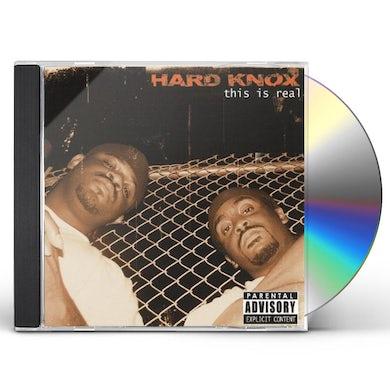 Hard Knox THIS IS REAL CD