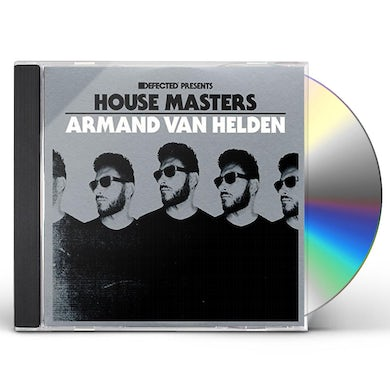 DEFECTED PRESENTS HOUSE MASTERS: ARMAND VAN HELDEN CD