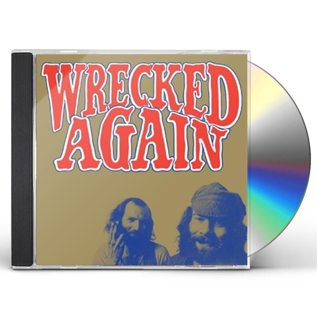 Michael Chapman WRECKED AGAIN CD