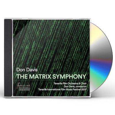 Don Davis The Matrix Symphony CD