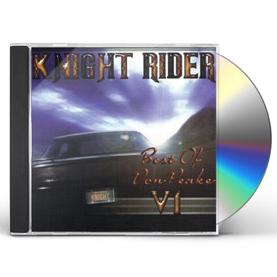 Don Peake KNIGHT RIDER 1: MUSIC FROM TV SERIES - TV O.S.T. CD