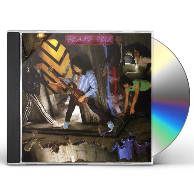Grand Prix CD