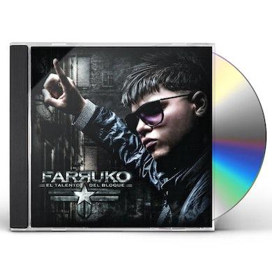 Farruko TALENTO DEL BLOQUE CD