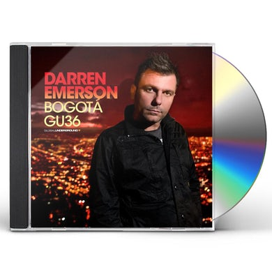 Darren Emerson BOGOTA CD