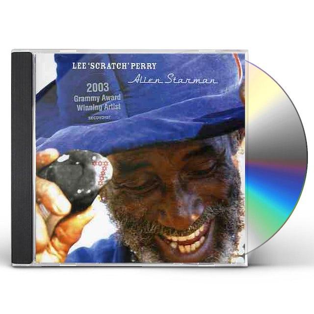 Lee Scratch Perry ALIEN STARMAN CD