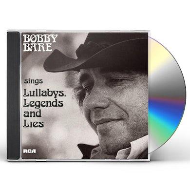 Bobby Bare SINGS LULLABIES LEGENDS & LIES CD