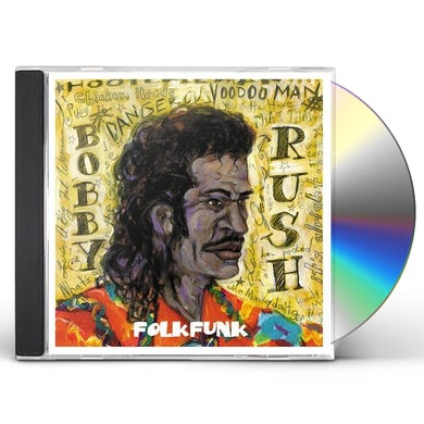 Bobby Rush FOLKFUNK CD