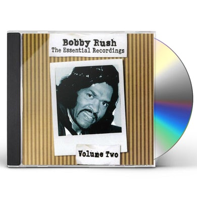 Bobby Rush ESSENTIAL RECORDINGS 2 CD