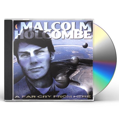 Malcolm Holcombe FAR CRY FROM HERE CD