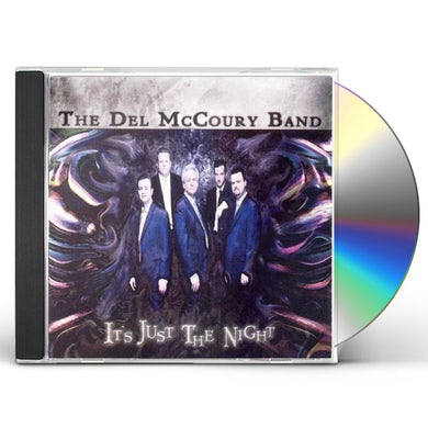 Del Mccoury IT'S JUST THE NIGHT CD
