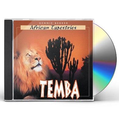 Hennie Bekker AFRICAN TAPESTRIES - TEMBA CD