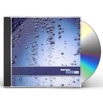 Hennie Bekker EXOTIC SPA CD