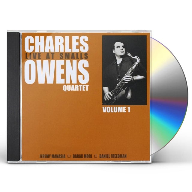 Charles Owens LIVE AT SMALLS 1 CD
