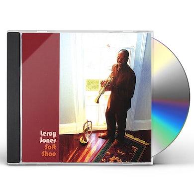 Leroy Jones SOFT SHOE CD