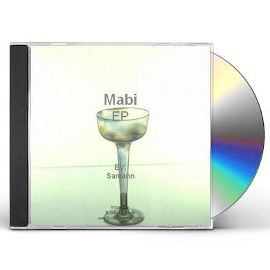 Samann MABI EP CD