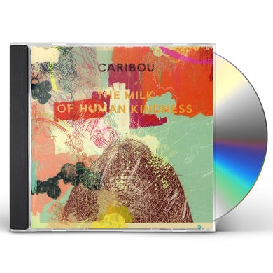 Caribou MILK OF HUMAN KINDNESS CD