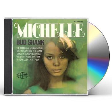 Bud Shank MICHELLE CD