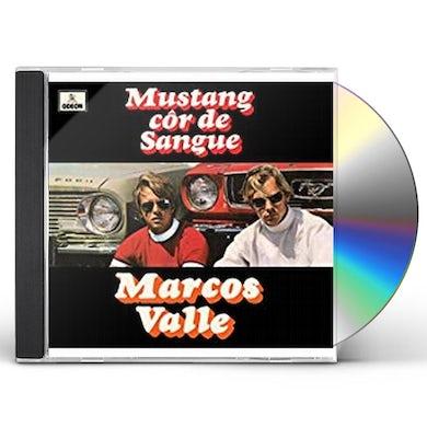Marcos Valle MUSTANG COR DE SANGUE CD