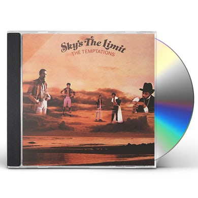 The Temptations SKY'S THE LIMIT CD