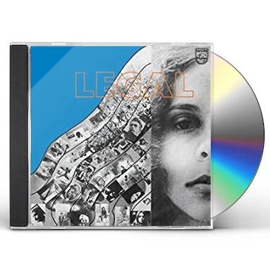 Gal Costa LEGAL CD