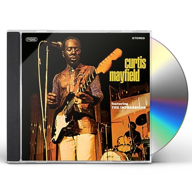 Curtis Mayfield FEATURING THE IMPRESSIONS CD