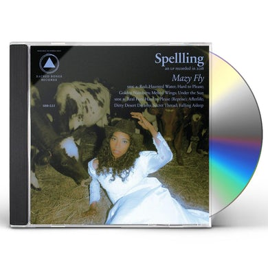 Spellling  MAZY FLY CD