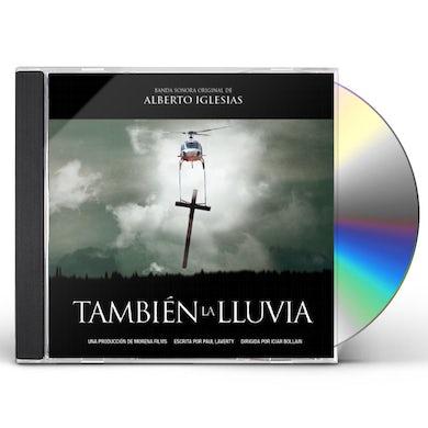 Alberto Iglesias MEME LA PLUIE / Original Soundtrack CD