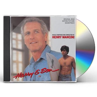 Henry Mancini HARRY & SON / Original Soundtrack CD