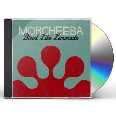 Morcheeba BLOOD LIKE LEMONADE CD