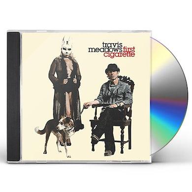 Travis Meadows FIRST CIGARETTE CD