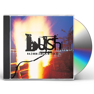 Bush RAZORBLADE SUITCASE CD