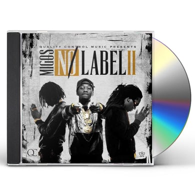 Migos NO LABEL II CD