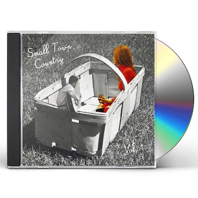 SMALL TOWN COUNTRY 1 / VARIOUS CD