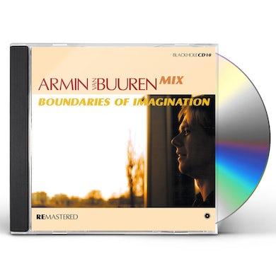 Armin van Buuren BOUNDARIES OF IMAGINATION REMASTERED CD
