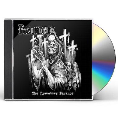 Pestilence DYSENTRY PENANCE CD