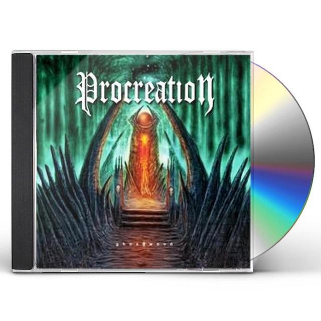 Procreation GHOSTWOOD CD