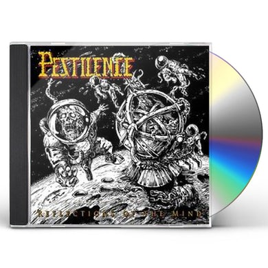 Pestilence REFLECTIONS OF THE MIND CD