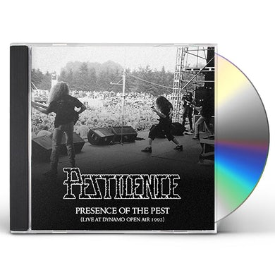 Pestilence PRESENCE OF THE PEST: LIVE AT DYNAMO OPEN AIR CD