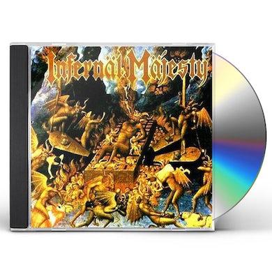 INFERNAL MAJESTY UNHOLIER THAN THOU CD