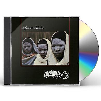 Sadness AMES DE MARBRE CD