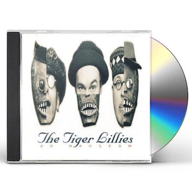 Tiger Lillies AD NAUSEAM CD