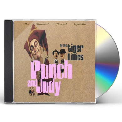 Tiger Lillies PUNCH AND JUDY CD
