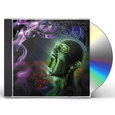 Trouble PLASTIC GREEN HEAD CD