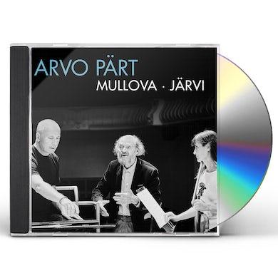 Part: Tabula Rasa, Fratres, Passacaglia, Darf Ich, Spiegel Im Spiegel CD