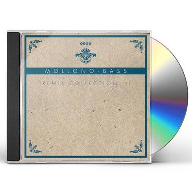 Mollono Bass REMIX COLLECTION III CD