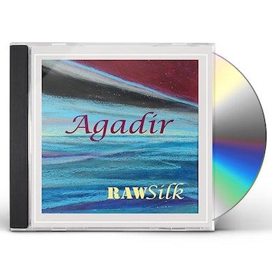 Raw Silk AGADIR CD