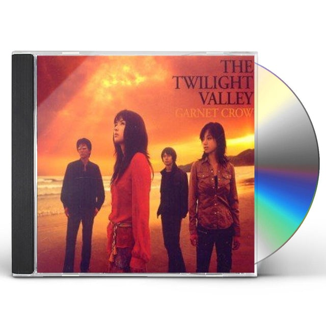 Garnet Crow TWILIGHT VALLEY CD