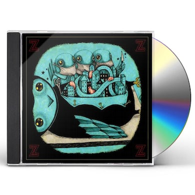 My Morning Jacket Z CD
