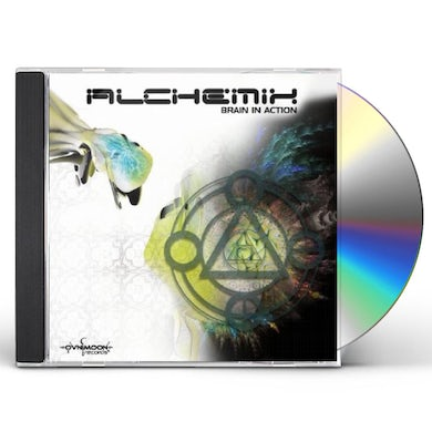 Alchemix BRAIN IN ACTION CD