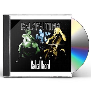 Rasputina RADICAL RECITAL CD
